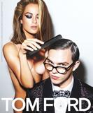 Carolyn Murphy - Tom Ford Eyewear Campaign Spring 2010 - 2 LQs