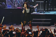 Demi Lovato - Smart Araneta Coliseum, Manila, Philippines 3.20.2013