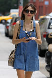 Alexa Chung | Out for Lunch in SoHo | July 15 | 15 pics