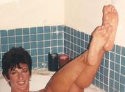 vintage foot