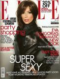 Eva Longoria in Elle UK, December issue Pictures