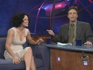 Jenny McCarthy - The Daily Show (2000)
