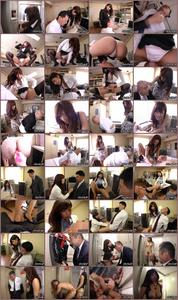 QEDA-003 Anger Beauty Secretary Asian Femdom