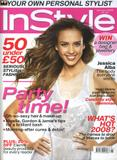 Jessica Alba At 'All American Girl' InStyle Magazine pictures