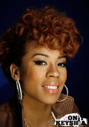 Keyshia Cole poses for new photoshoot