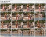 "Marjorie De Sousa!! 3 Bikini clips in ""Gata Salvaje"""