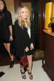 mary kate olsen  at Richard Hambleton Exhibition and After-Party